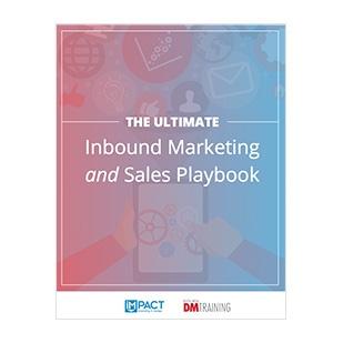 Inbound Marketing Ebook - The Ultimate Inbound Marketing and Sales Playbook