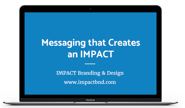 Free, Turnkey Messaging Workshop Template