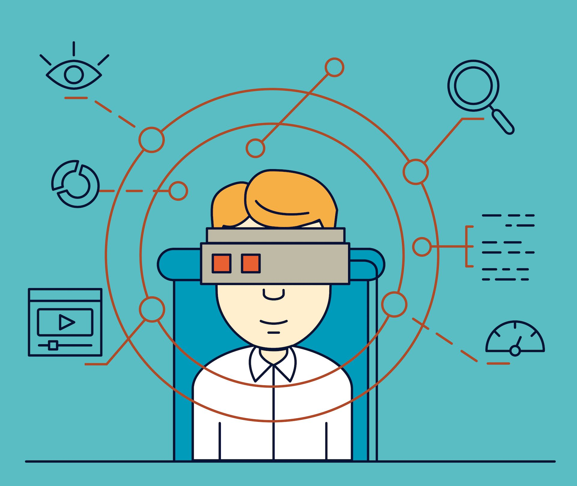 Eye Tracking Software: How Science Helps You See Through Customer's Eyes [Infographic]