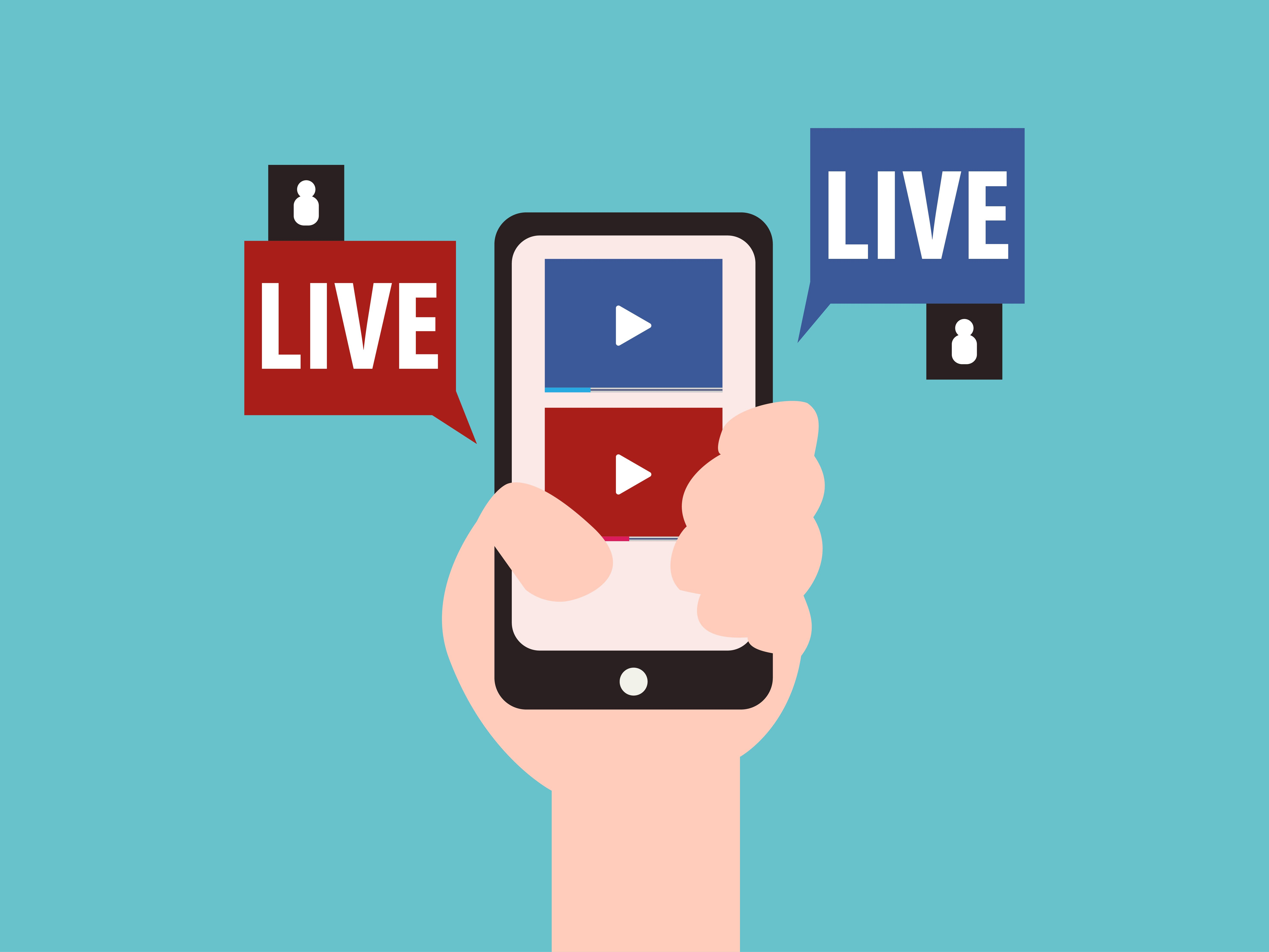 5 Simple Techniques to Get More Facebook Live Viewers