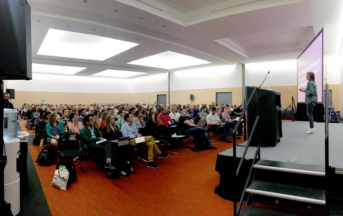 3 Lessons Learned from My First Speaking Engagement [INBOUND Reflections]