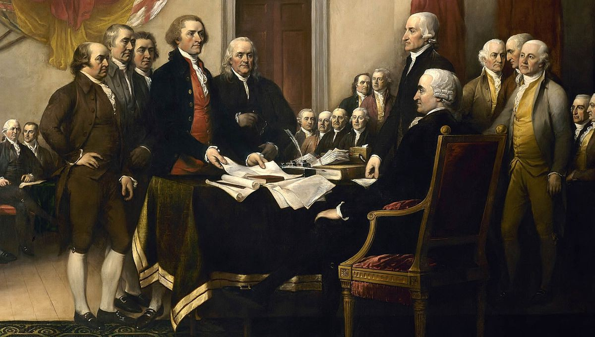 """Revolutionize"" Your Marketing With These 9 Ideas From Our Nation's Founders"