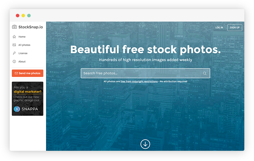 10 Free Stock Photo Websites That Don't Suck