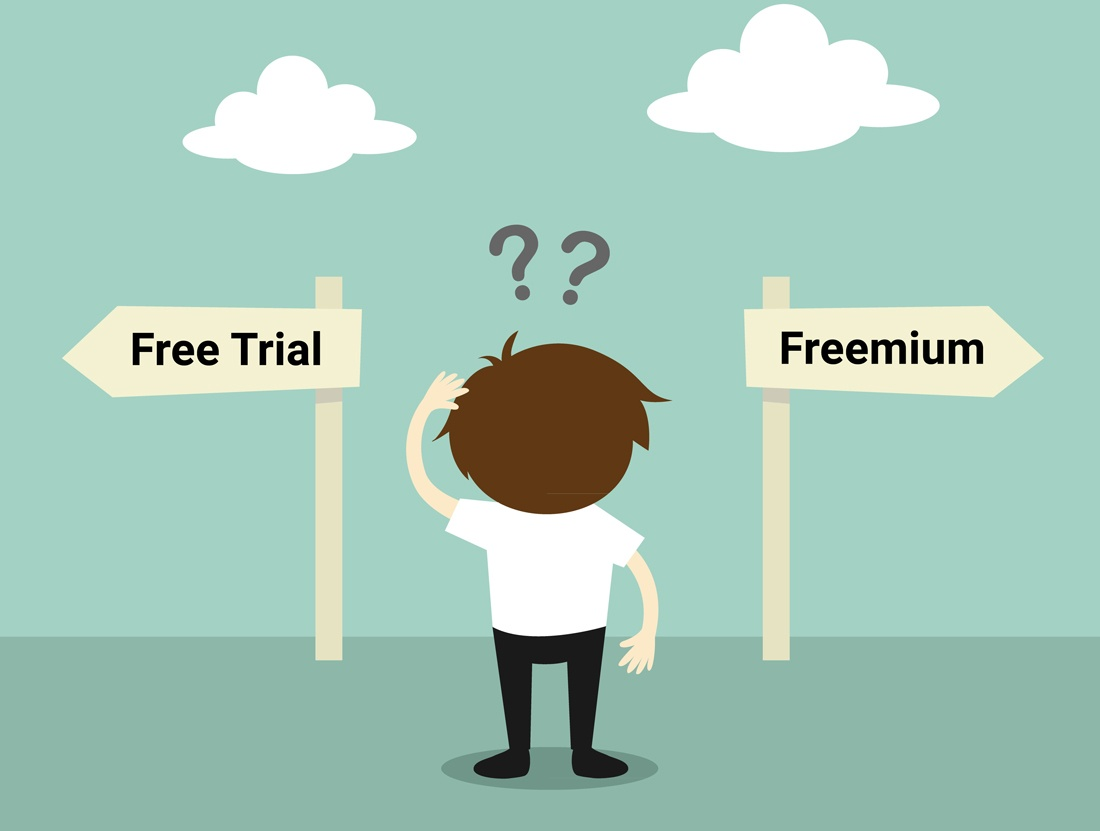 Freemium vs. Free Trial: How To Pick the Right SaaS Revenue Model in 2018