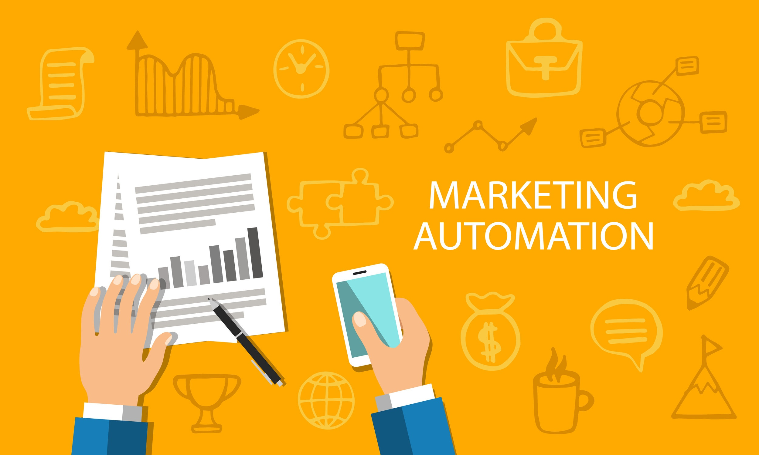 How Marketing Automation Can Help You Save Time and Money [Infographic]