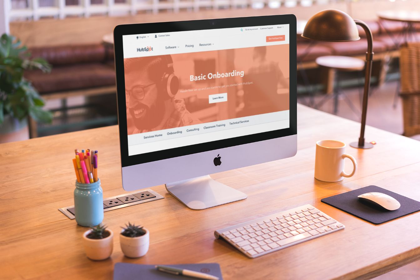 A comparison of HubSpot onboarding with HubSpot vs. IMPACT (+ video)