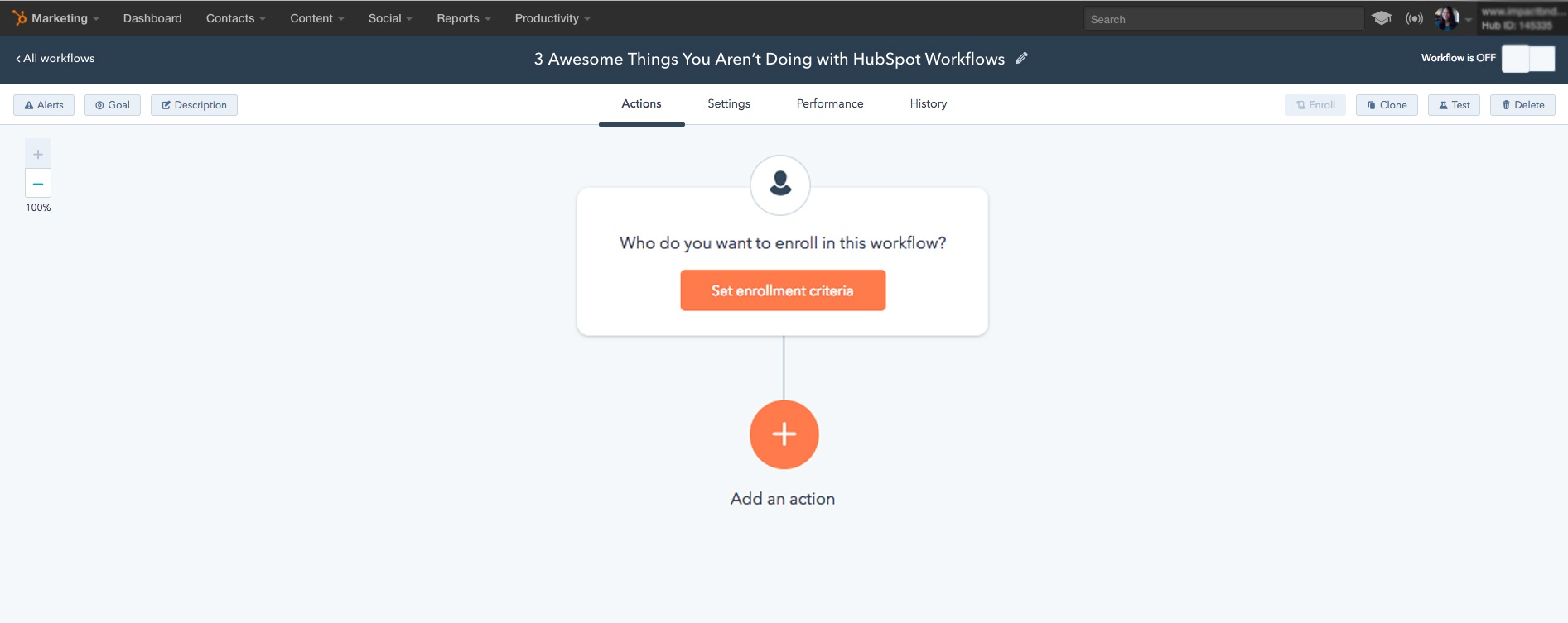 3 Awesome Things You Aren't Doing with HubSpot Workflows
