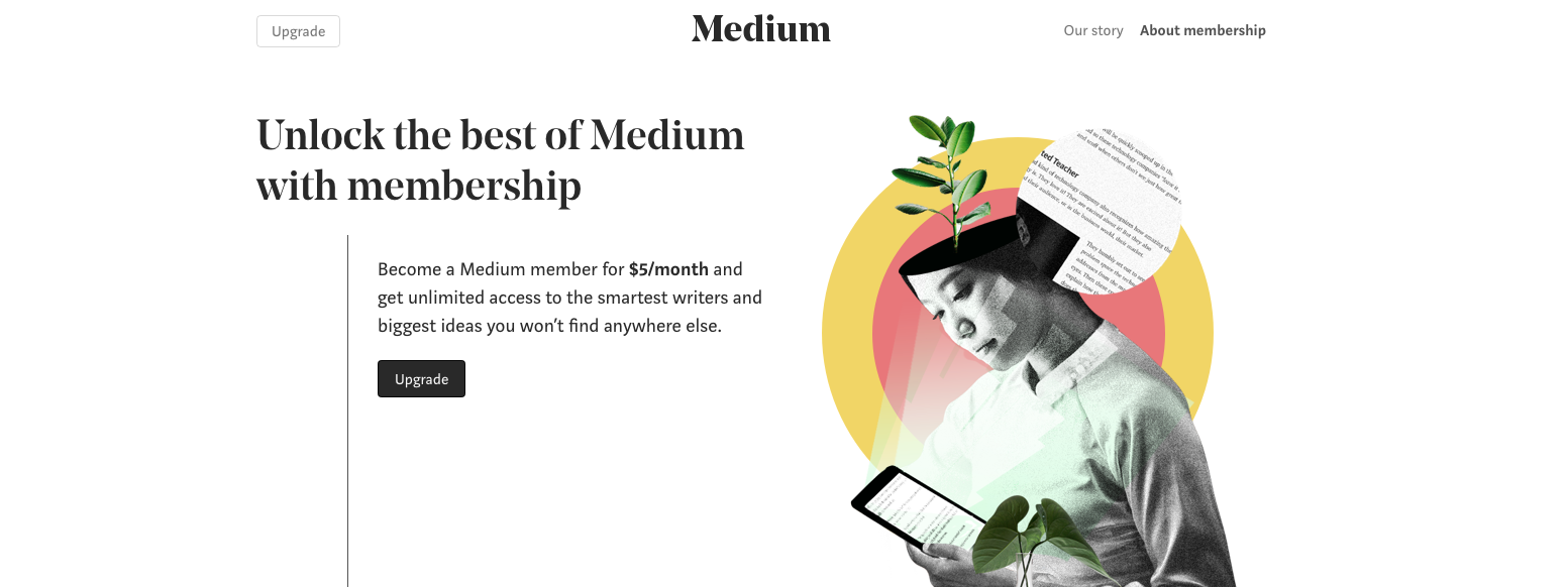 Subscriptions on Medium Are No More: What We've Learned from Medium's Latest Pivot