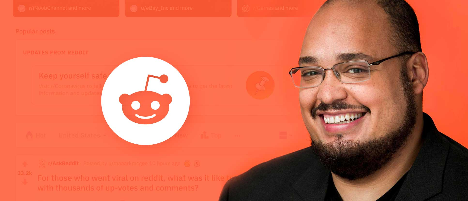 Reddit names YC's Michael Seibel to board following co-founder Alexis Ohanian's exit