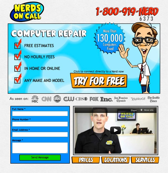nerds_on_call_ppc_landing_page