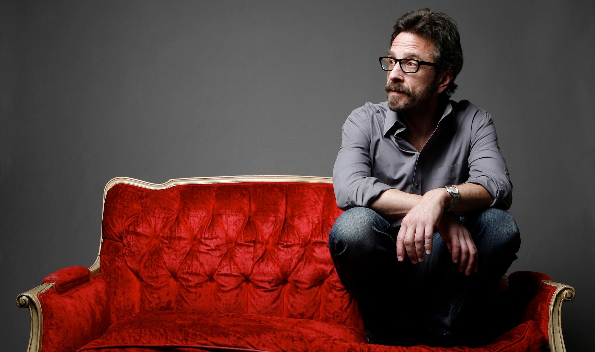 3 Podcasting Pro-Tips from Marc Maron [Insights from #INBOUND15]