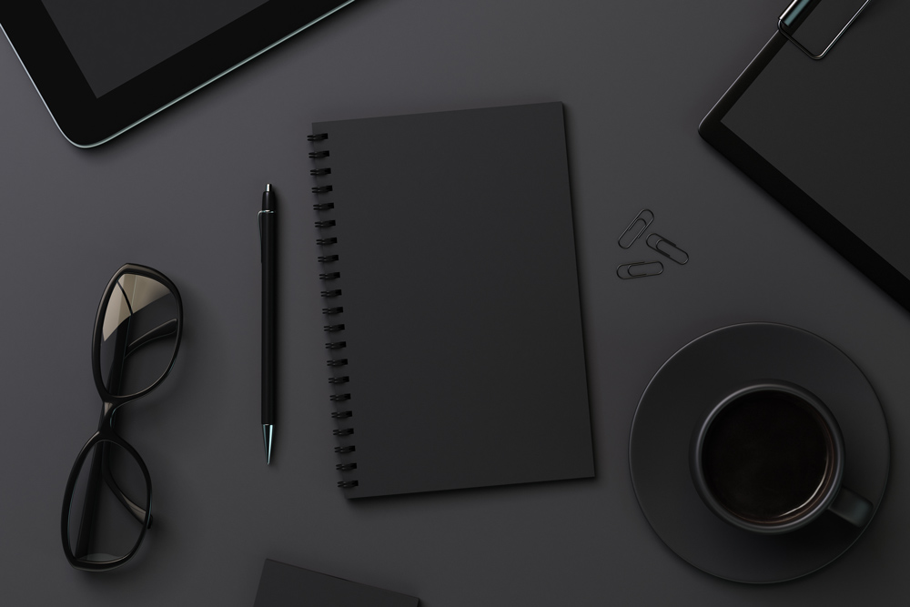 The Psychology of Design: The Color Black in Marketing & Design