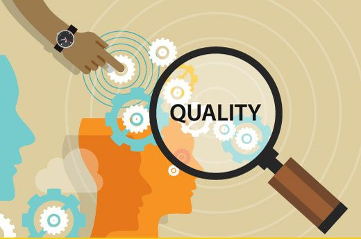 5 Surefire Steps For Creating Nothing But Quality Content [Infographic]