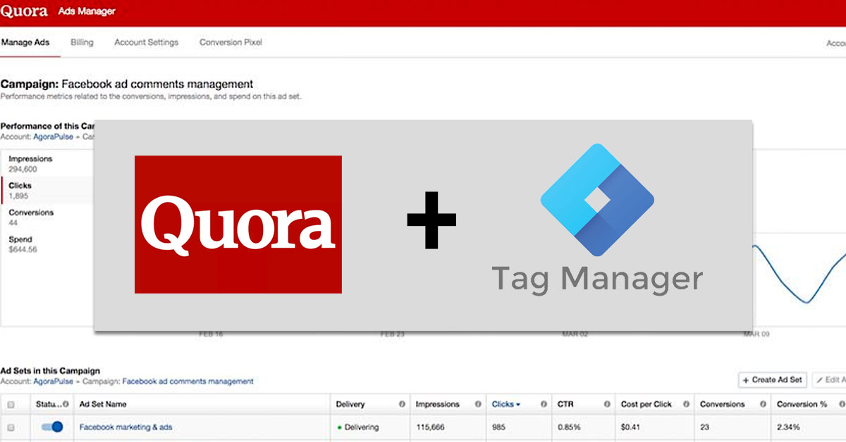 Quora Becomes an Approved Tag Vendor with Google