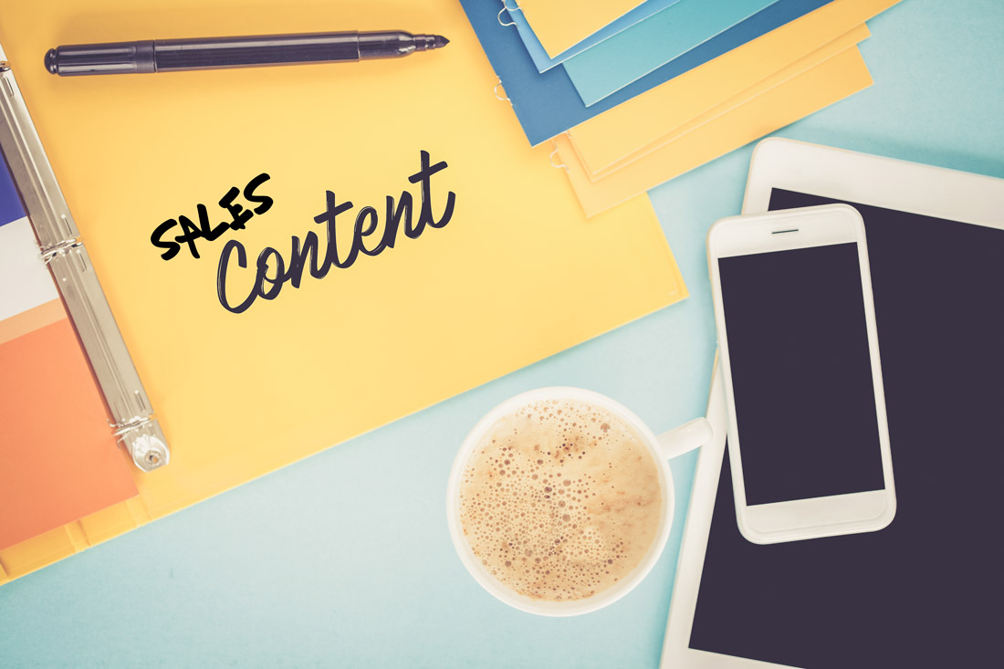 Why Your Sales Team Really Should Invest Time in Content Marketing [Infographic]