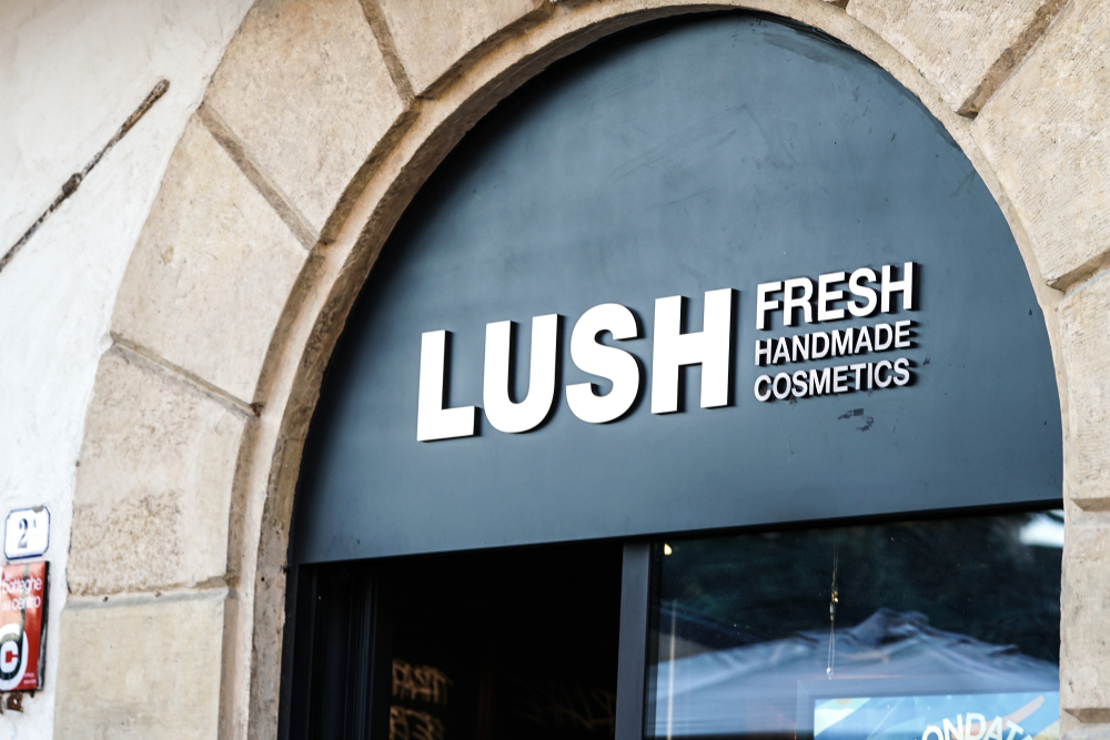 "Lush UK is Quitting Social Media Due to Frustrations Over ""Fighting With Algorithms"""