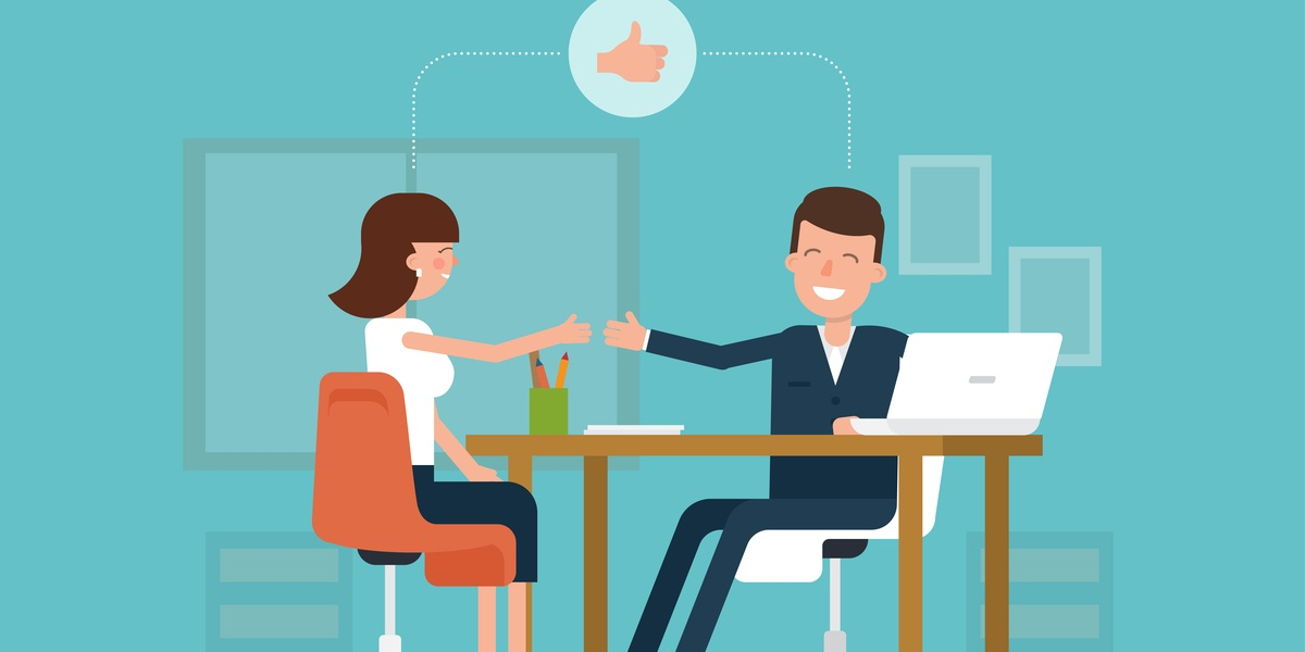 The Importance of Body Language in Your Next Big Job Interview [Infographic]