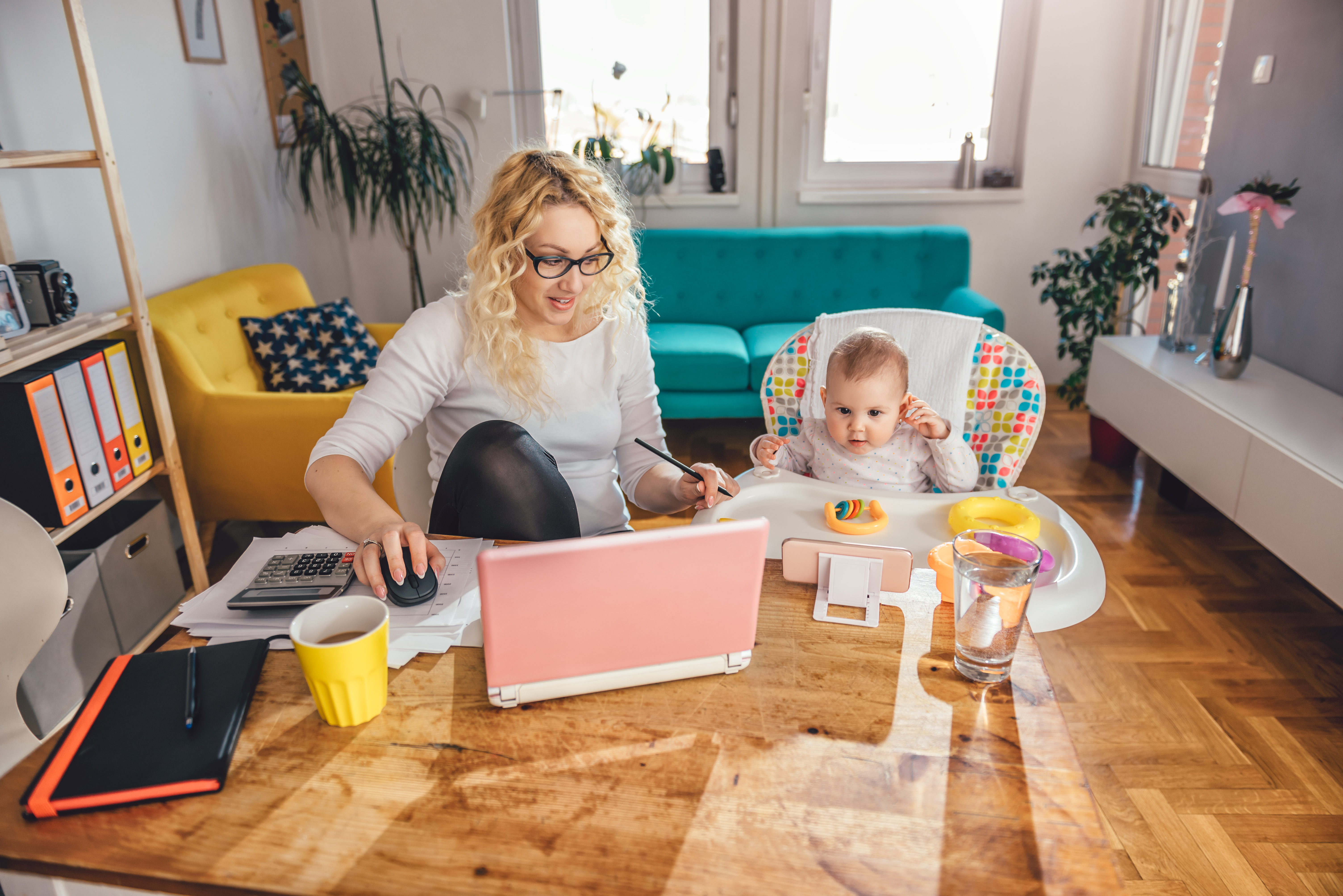 Remote work: 11 tips for staying productive and positive when working from home