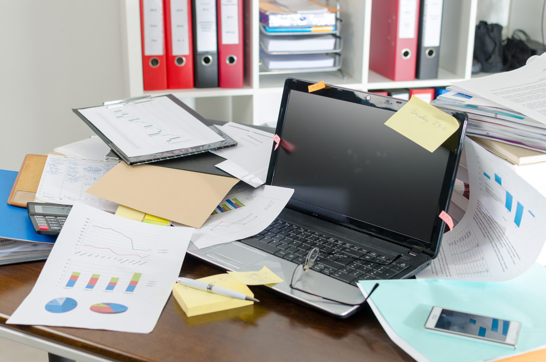 5 Spring Cleaning Tips to Increase Your Sales Productivity Today