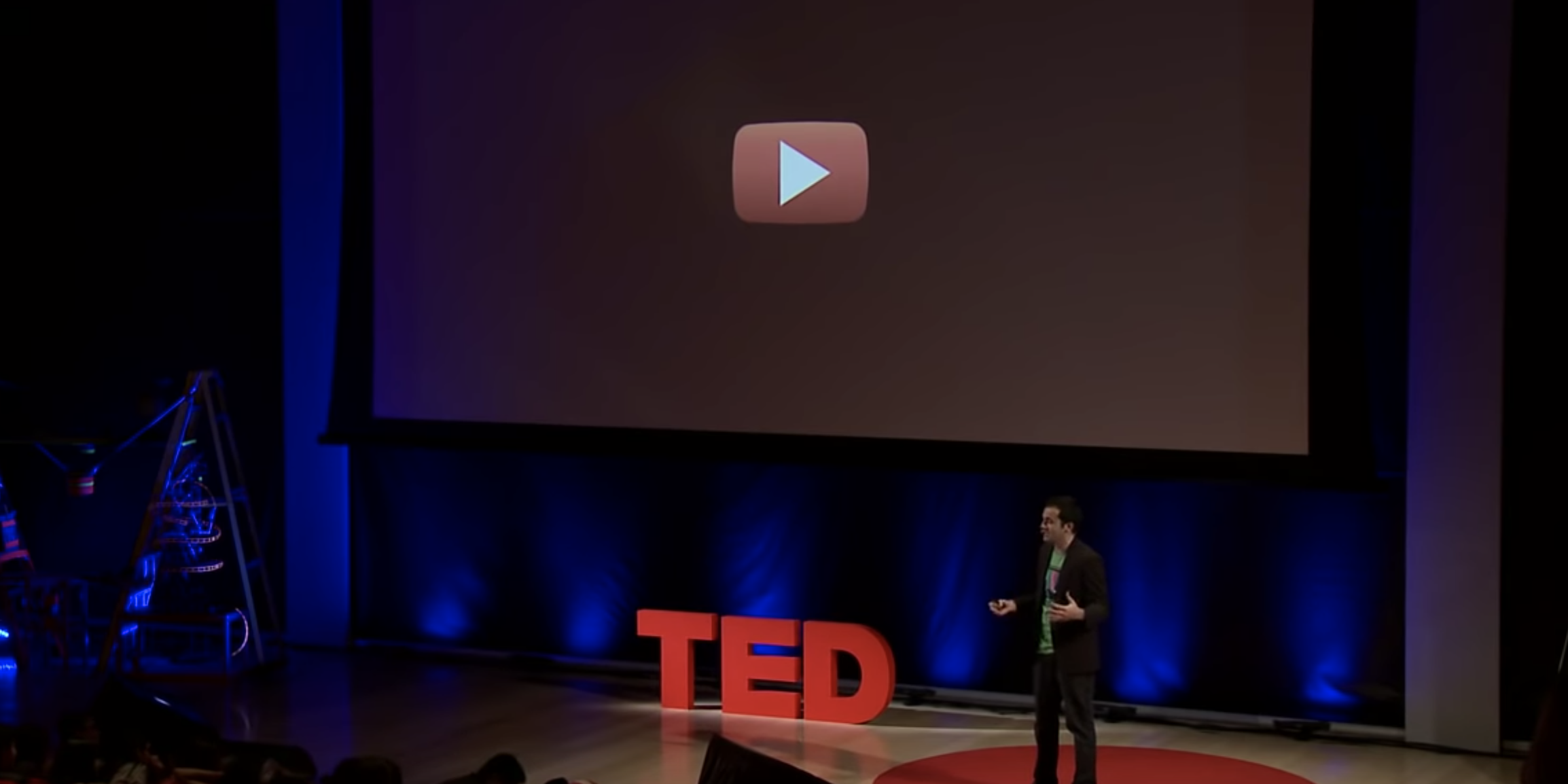 What Makes a Video Viral? [TED Talk]