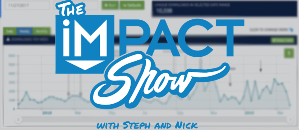 Introducing Season 3 of The IMPACT Show