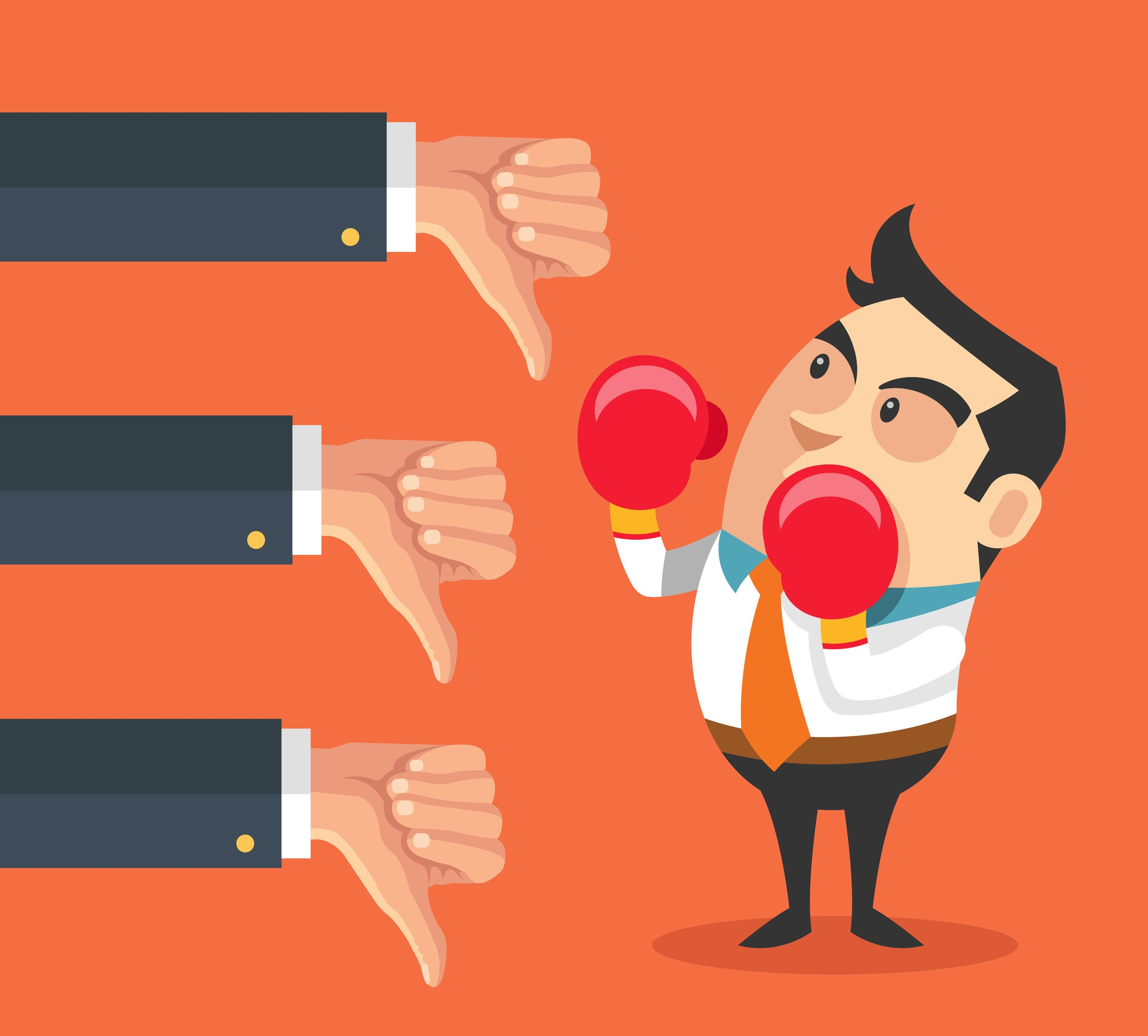 The Power and Importance of Negative Feedback for Employees [Infographic]