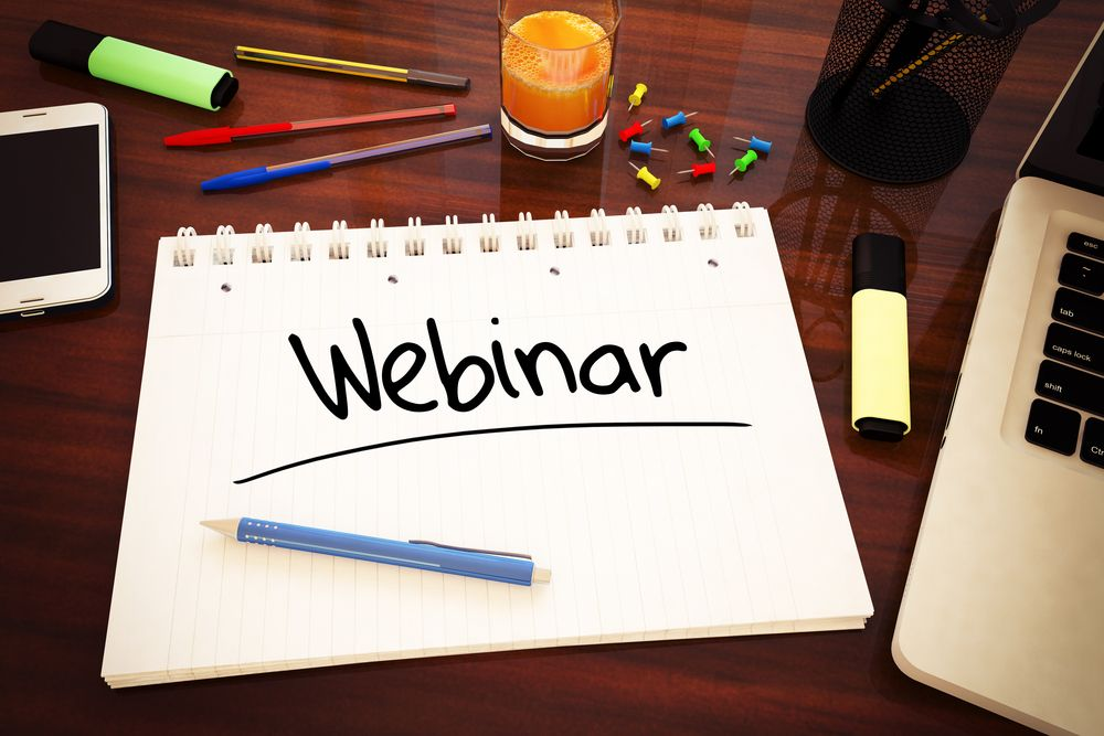 Why You Should Use Webinars to Generate Leads (& Who's Doing it Right)