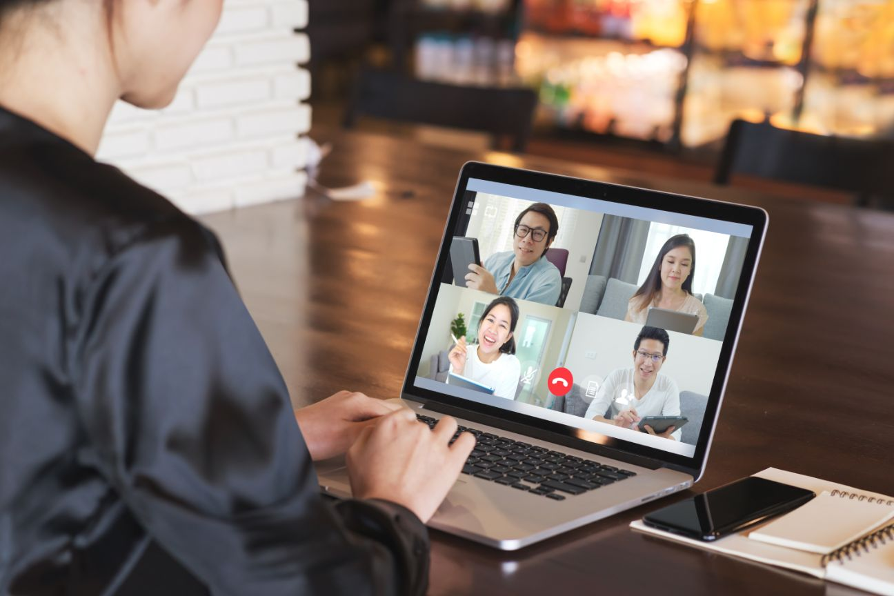 Virtual selling: the essential video sales call checklist