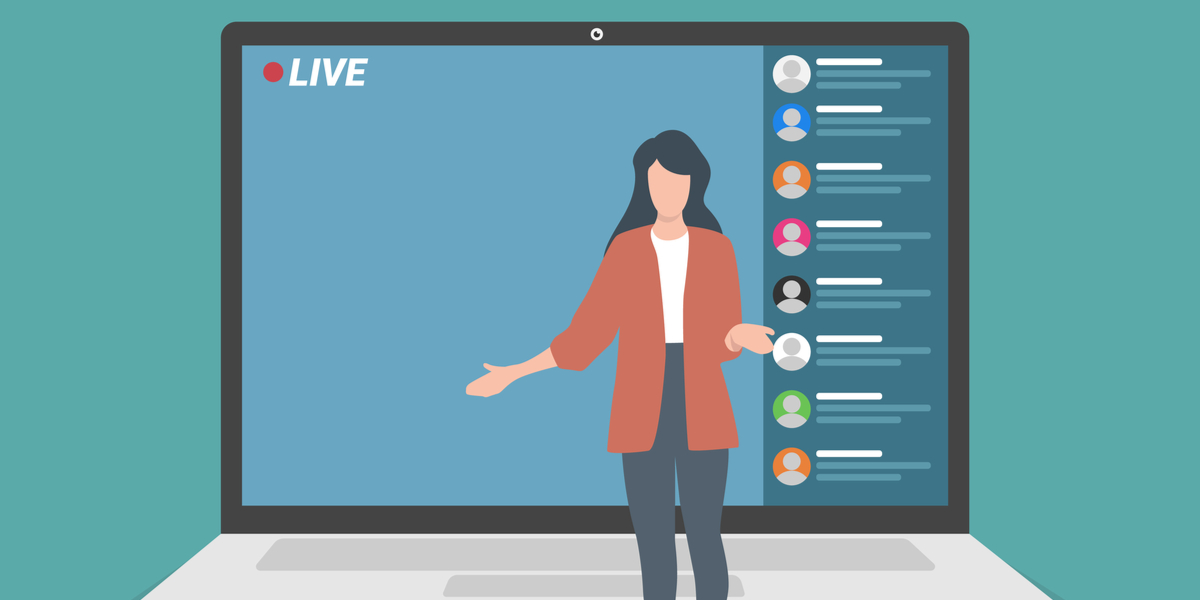 COVID-19 made them a necessity, but virtual events are here to stay