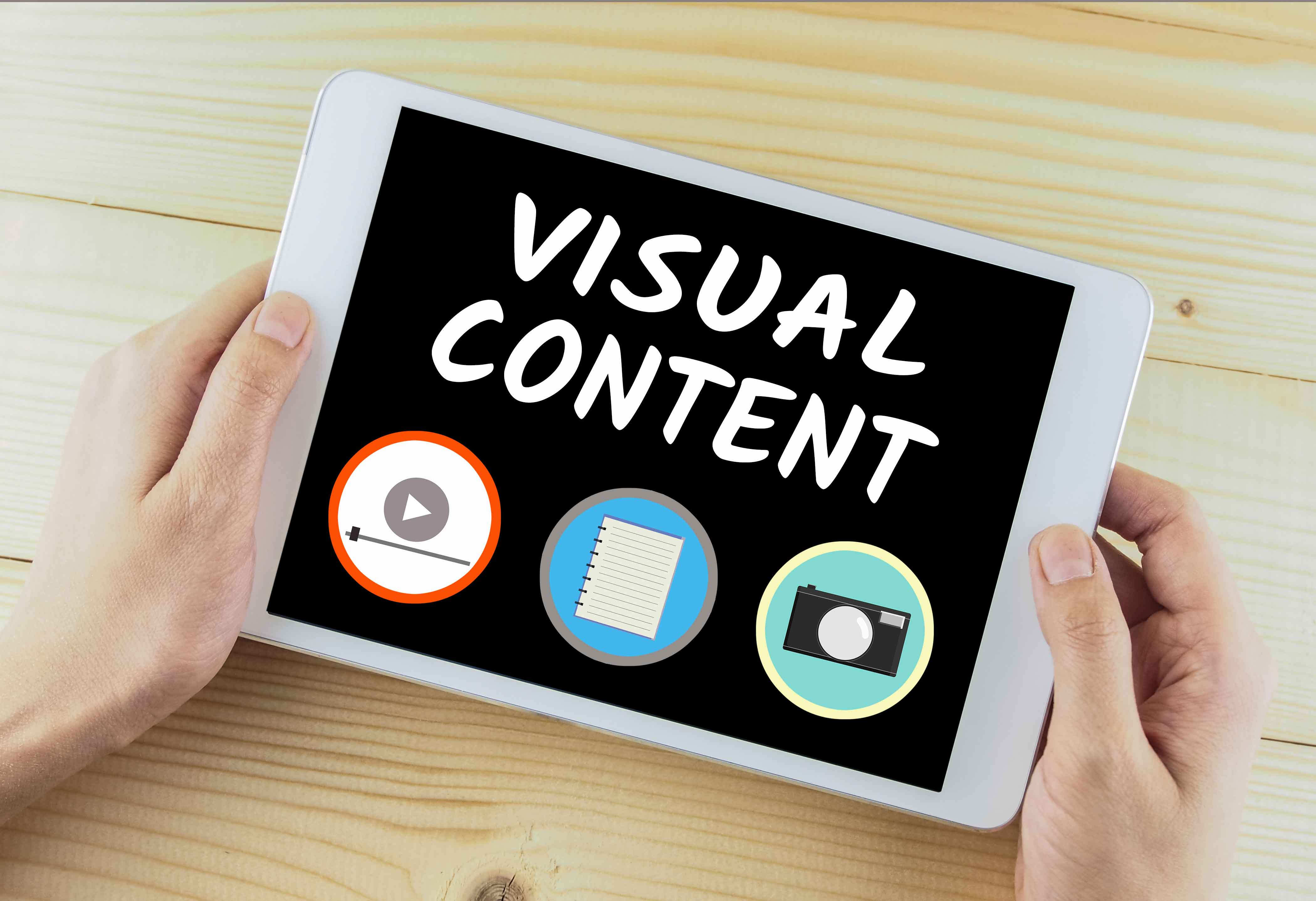 10 Visual Content Marketing Statistics to Know for 2017 [Infographic]