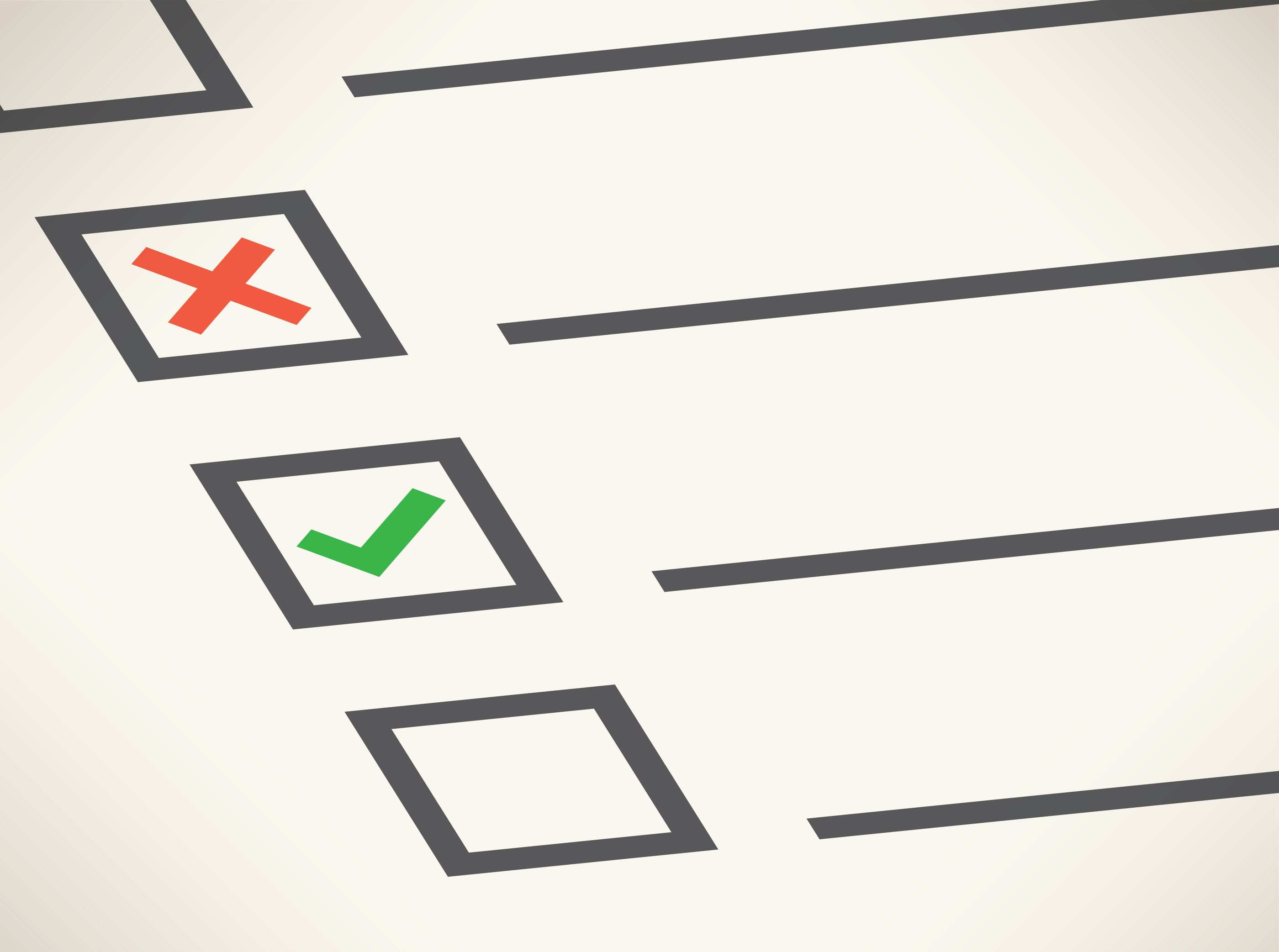 "The Essential ""Yes or No"" Website Optimization Checklist"