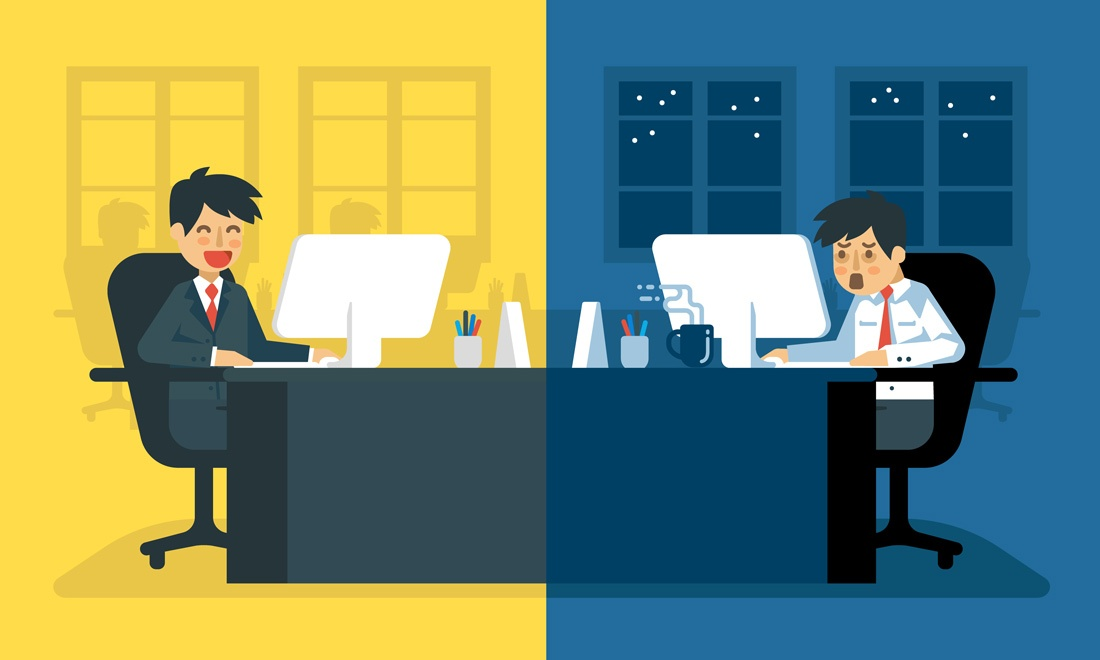Work Smarter, Not Harder: 10 Tips for Starting & Ending Your Day [Infographic]