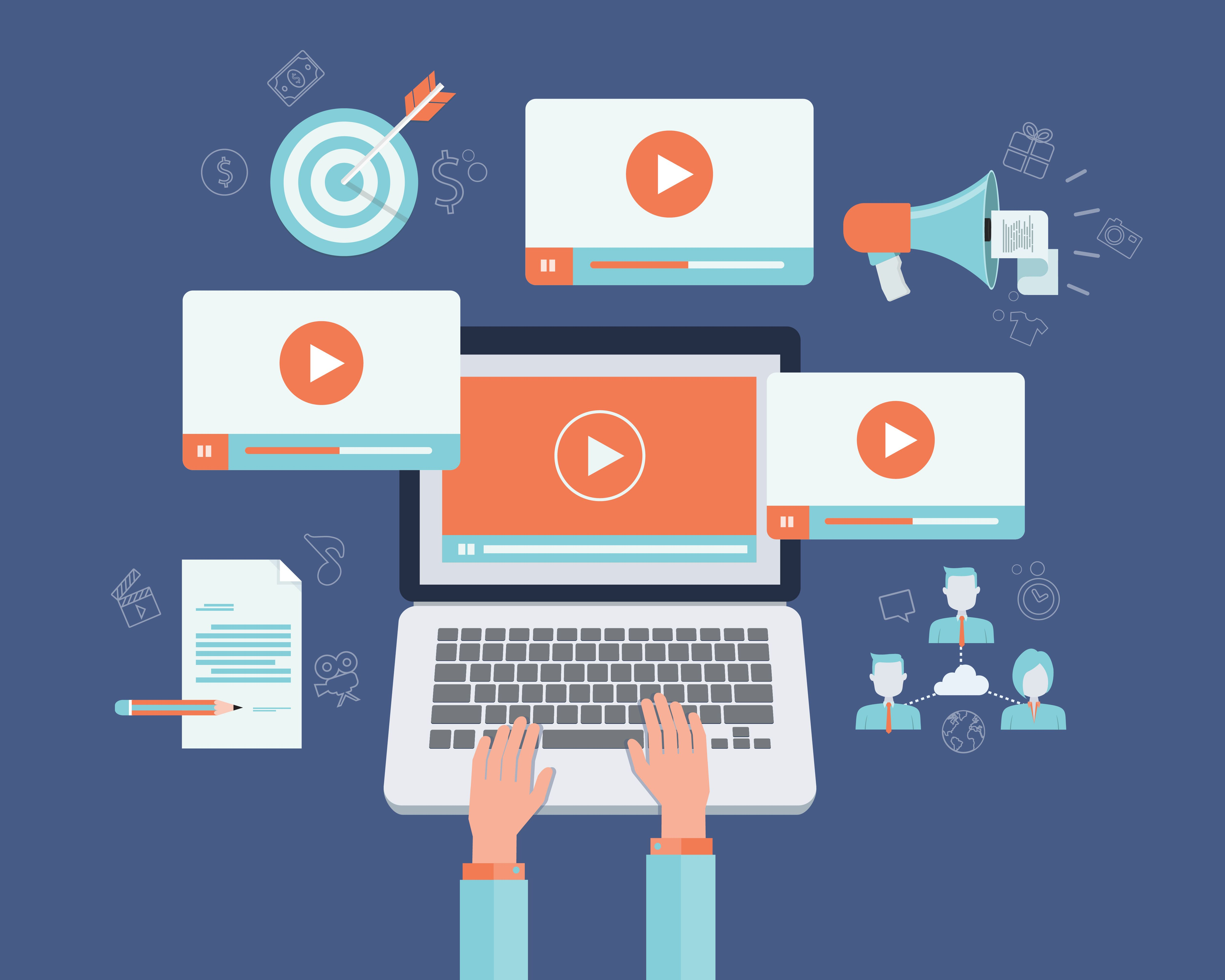 You're foolish for ignoring video marketing.